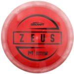 Discraft Zeus in red